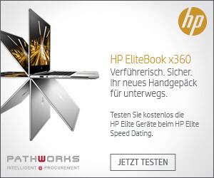 HP EliteBook x360 Speed Dating