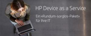 HP Device as a Service